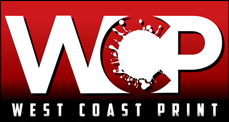 West Coast Print Logo